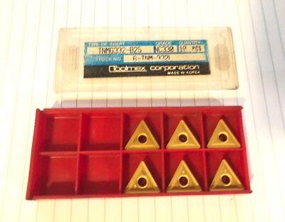 HM NC330 Carbide Insert 10 pcs TNMG332
