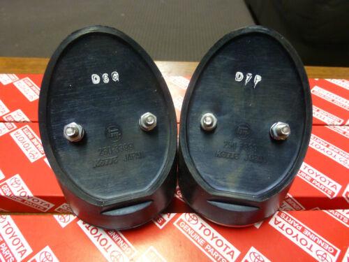 Genuine Toyota Landcruiser FJ40 Rear Corner Reflectors NEW NOS HJ45 BJ40 FJ45