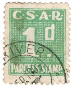 I-B-Transvaal-Railways-CSAR-Parcel-Stamp-1d