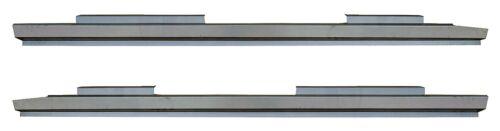 Slip-on Rocker Panel fits 04-07 Chevy Malibu /& Maxx PAIR