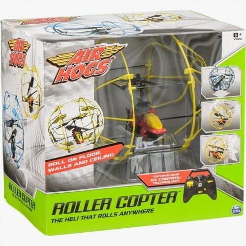 Air Hogs RollerCopter, Roll Anywhere