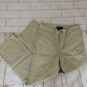 Polo-By-Ralph-Lauren-Boys-Size-12-Khakis-Chino-Dress-Pants-School-Uniform