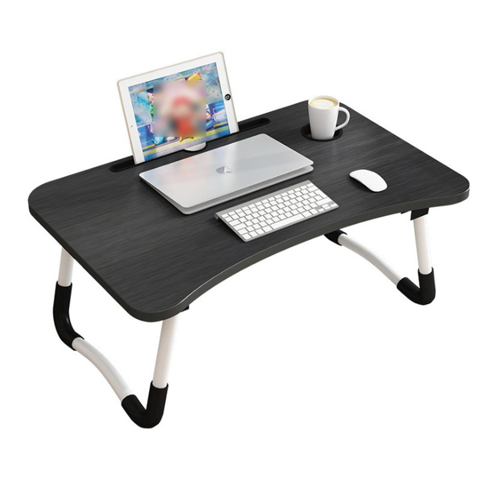 Mesa Ordenador Portátil Plegable Mesa Cama Bandeja Desayuno Modo/color Aleatorio