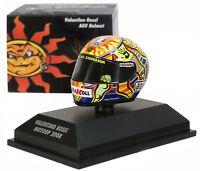 Minichamps Valentino Rossi Helmet - Motogp 2008 1/8 Scale