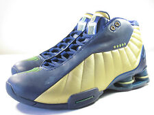 DS NIKE 2000 SYDNEY OLYMPIC GOLD METAL VC SHOX LIMITED 500 PAIRS 7.5 KIDD KG