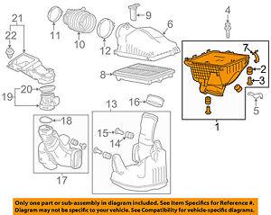 Honda Oem 1316 Accord Air Cleaner Boxlower Bottom Housing Body. Is Loading Hondaoem1316accordaircleanerbox. Honda. 2002 Honda Accord V6 Engine Diagram Return Pipe Or Housing At Scoala.co