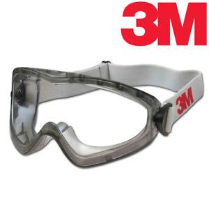 3M-2890-Schutzbrille-Arbeitsschutzbrille-Sicherheitsbrille-Korbbrille-Augen