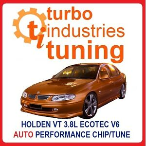 Details about Holden VT Ecotec V6 Auto 160kw Chip Performance Memcal Tune  Commodore Calais