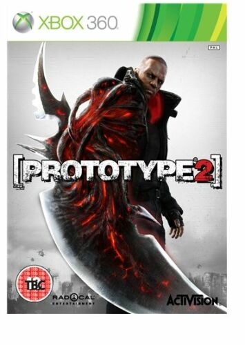 1 of 1 - Xbox 360 - Prototype 2 **New & Sealed** Official UK Stock