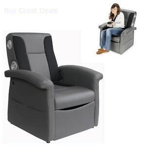 Cool Details About X Rocker Video Gaming Chair Triple Flip Storage Ottoman Sound Video Chair New Pdpeps Interior Chair Design Pdpepsorg