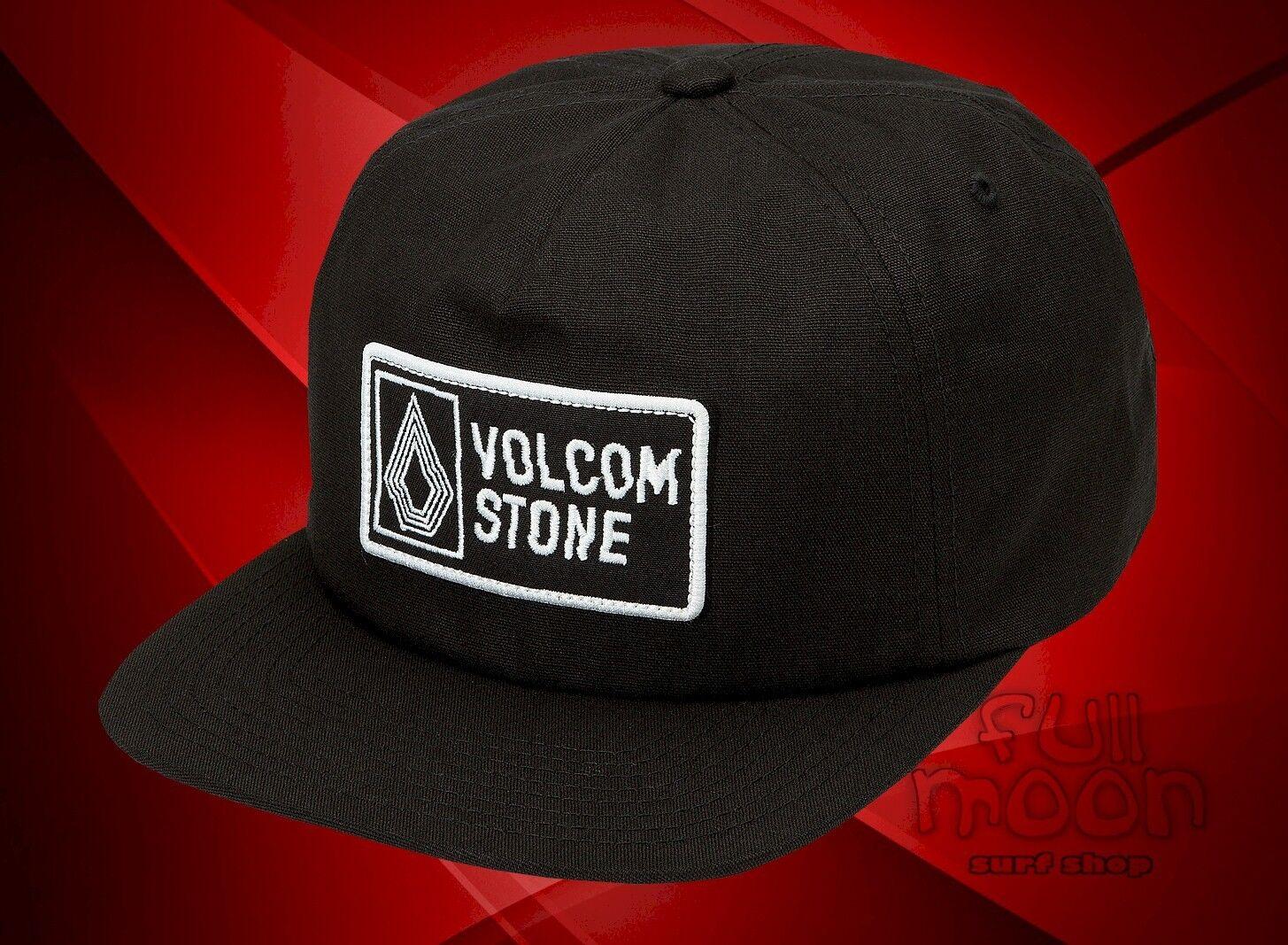 New Volcom Hat Bender Mens Snapback Cap Hat Volcom fc01f0