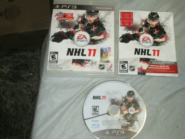 NHL 11  (Playstation 3, PS3) complete
