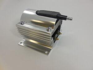 External-Ignition-Coil-E-Core-Style-Chrome-12-Volt