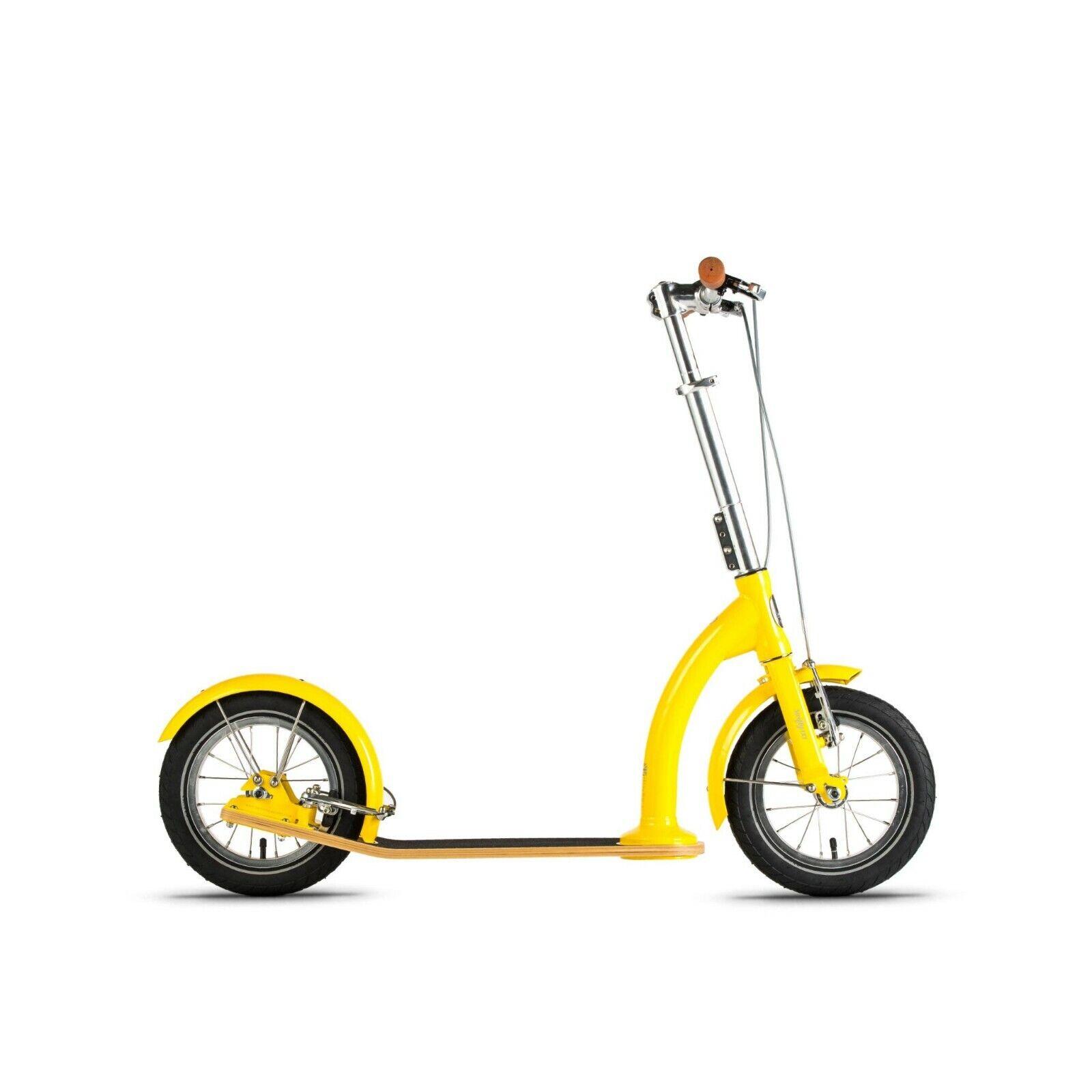 Premium Triciclo Bambini Scooter 712 YO   swiftyixi   Swifty SCOOTER   Giallo