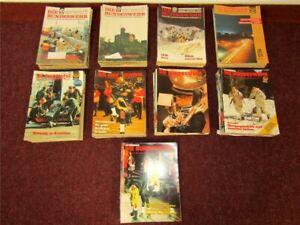 108x-Die-Bundeswehr-Zeitschriften-9-Jahrgaenge-1991-1999-vollstaendig