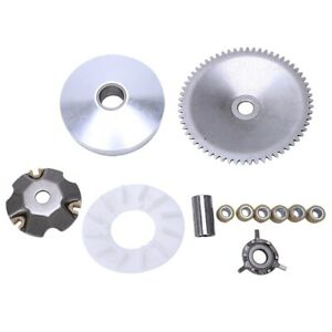 Gy6-49Cc-50Cc-Chinese-Scooter-Moped-Complete-Variator-Kit-Front-Clutch-Driv-F2S6