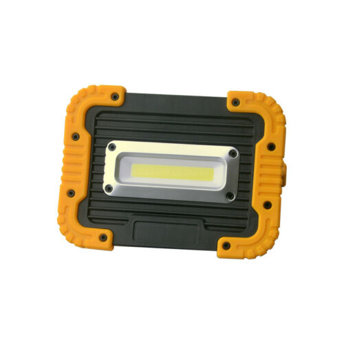 10W COB LED Rechargeable Torch Work Light Flashlight Emergency USB Charger Lamp