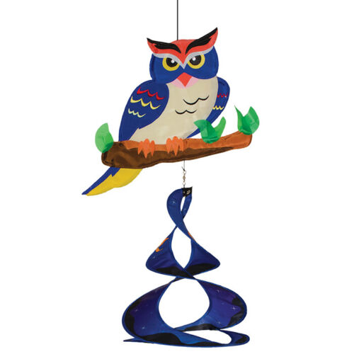 Owl Theme Duet Windsock