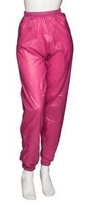 Nylon Warmup Pants
