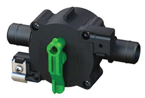 Rear Cable 3-POSITION REVERSIBLE SHUT-OFF VALVE Auto//Recirc//Empty