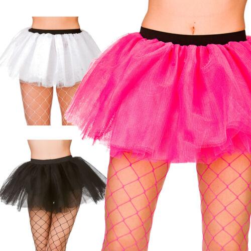 Budget 3 layer Tutu Petticoat Underskirt Ballerina Womens Fancy Dress Accessory