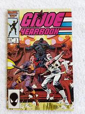 GI Joe Yearbook #3 FN 1987 Stock Image