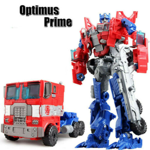 "Transformer Of Extinction Voyager Optimus Prime Evasion 7/"" Action Figure Toys"