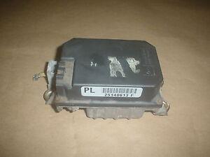 94-95 Camaro Z28 Firebird Trans Am 5.7 V8 LT1 3.4 V6Cruise Control Unit PL
