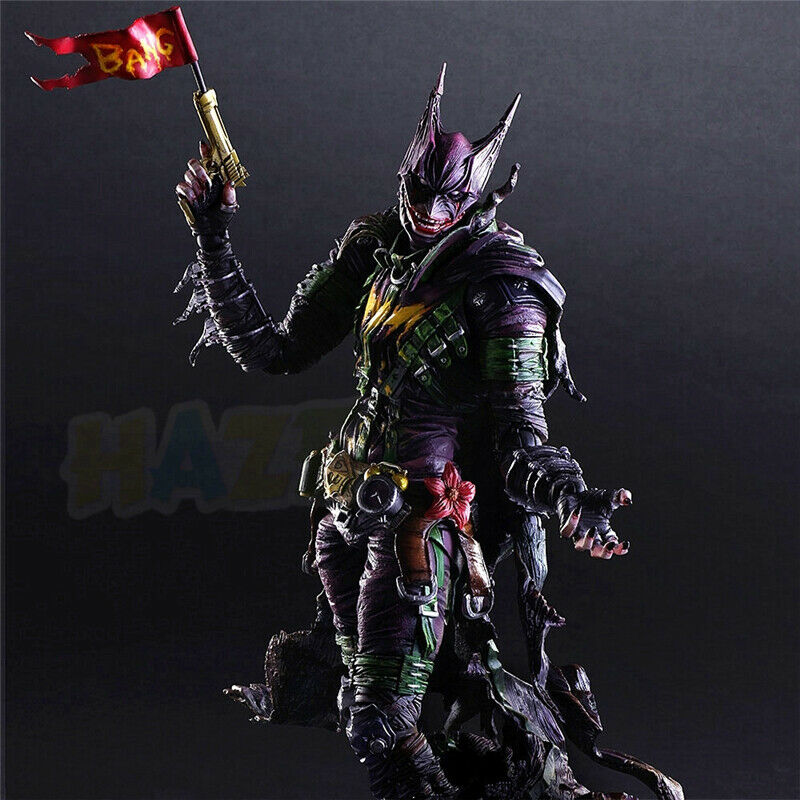 DC DC DC Comics Play Arts Kai Batman  Rogues Gallery The Joker Action Figure Toy Gift f07b14