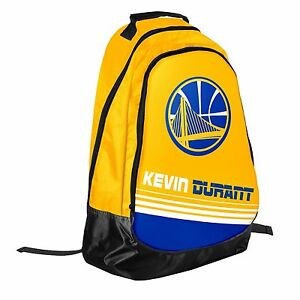 kevin Durant #35 NBA Golden State Warriors Core backpack ...