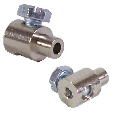 Weinmann Botanic Cable Clamp Clamping Screws Bolt Brake Cable Bowden Cable außenhüll