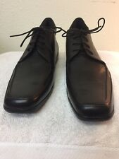 Kenneth Cole Unlisted Secret Mission Mens Black Casual Dress Oxfords Shoes