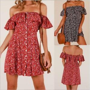 Boho-Evening-Women-Party-Dress-Summer-Short-Dresses-Cocktail-Maxi-Beach-Sundress
