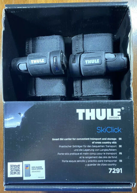 Thule SkiClick Carrier