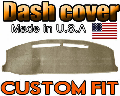 fits 1978-1989  PORSCHE  928  DASH COVER MAT DASHBOARD PAD BLACK