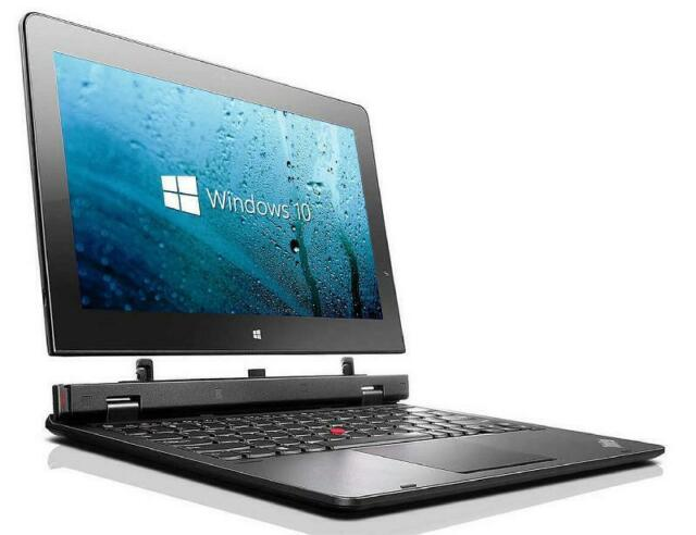 Lenovo ThinkPad Helix i7-3667u 2.00ghz 8 Go RAM 180 Go SSD/Keyboard US-présentation