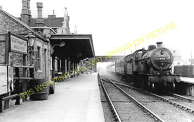 L/&NWR 1 Northampton Bridge Street Railway Station Photo Wellingborough Line