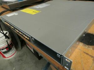 Cisco-WS-C4500X-40X-ES-40-Port-Ten-Gig-w-Dual-AC-amp-Enterprise