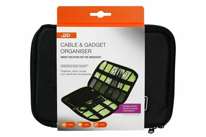 J2D Cable and Gadget Organiser