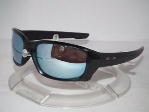 c2466d85b6 Image is loading OAKLEY-POLARIZED-STRAIGHTLINK-OO9331-05-Matte-Black-Prizm-