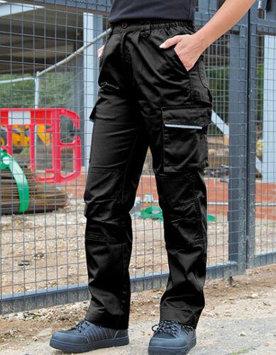 RESULT RT308F Damen Arbeitshose Bundhose Berufshose Freizeithose Servicehose Bau