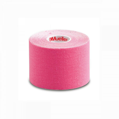 Mueller Kinesiology Support Sports Tape 5cm x 5m Physio Healing Protection Roll