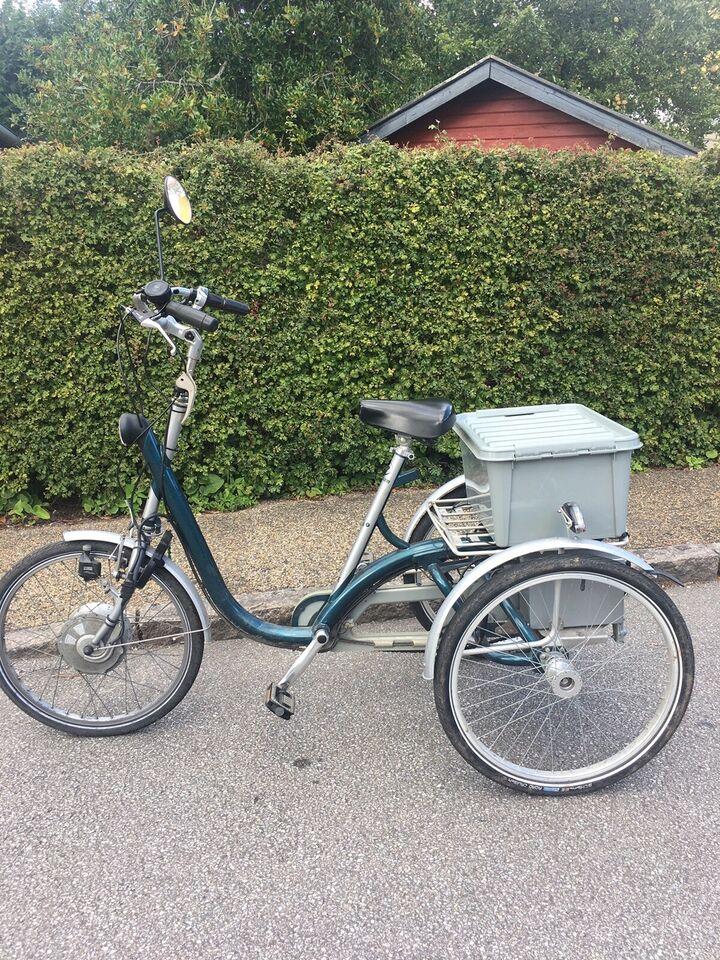 Handicapcykel, Van Raam El-cykel, 3 gear