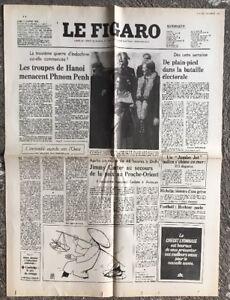 N104-La-Une-Du-Journal-Le-Figaro-2-Janvier-1978