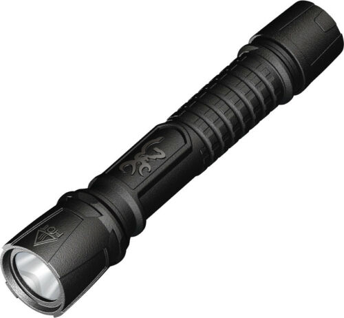 """, Browning Crossfire LED Flashlight 6/"""" overall 250 lumens, 2hr White LED High"""