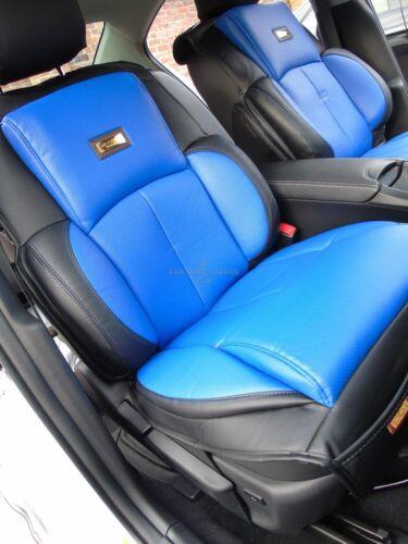 SEMI FIT A HONDA CRZ CAR SEAT COVERS i YS02 RECARO SPORTS BLUE//BLACK