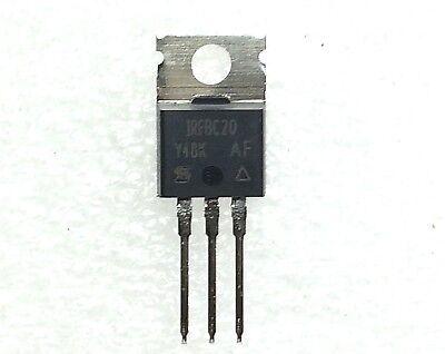 IRFBC20L IR Mosfet n-Ch 600v 2.2a To-262 Q/'TY:5PCS//LOT