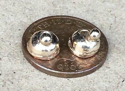 1:12 Échelle 100 Miniature Main Fabriqué Lumière Nuancé Brique Se Glisse Tumdee