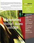 Automating Microsoft Access with VBA by Susan Sales Harkins, Mike Gunderloy (Paperback, 2004)