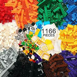 Building-Bricks-Kit-for-Children-including-Wheels-Tires-and-Axles-1166-Pieces
